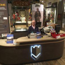 John Pearson Front Desk 1