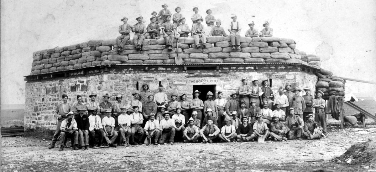 VolunteerCoy Block House Line South Africa 1901