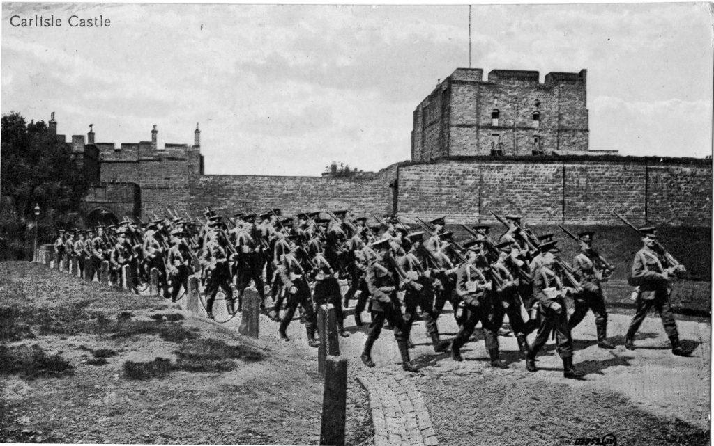 015 Carlisle Castle 10 01 1917