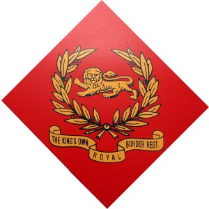 Kings Own Royal Border Regiment Diamond