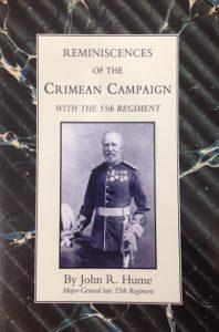 Reminiscenses Of Th Crimea Hume Small