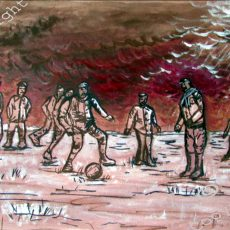 018a Christmas Truce By Marc Robinson Copy