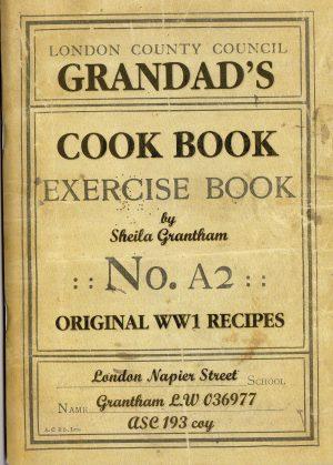 Grandads Cook Book