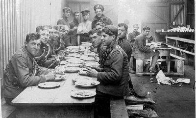 Veterans' Lunch