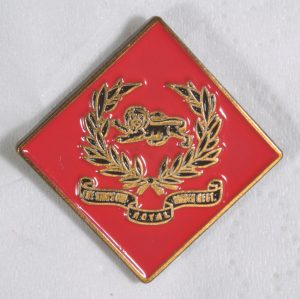 KORBR Lapel Badge