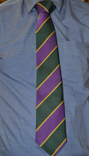 Border Regiment Tie 10 00