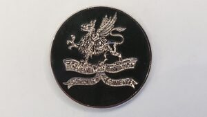 Lonsdale Lapel Badge