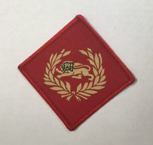 NEW Rerpo KORBR Beret Badge