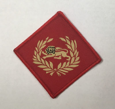 NEW Rerpo KORBR Beret Badge