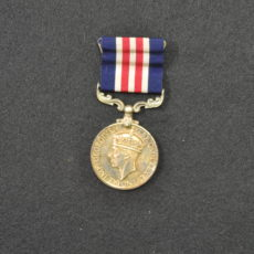 3604606 Private James Forster Military Medal