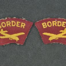 Glider Badge L+r Border