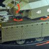 Sluban Army Tank 219 Pict2