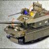 Sluban Army Tank 219 Pict3
