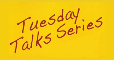Tuesday Talks Web Banner